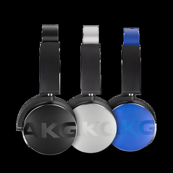 Y50BT - Black - Premium portable Bluetooth speaker with quad microphone conferencing system - Detailshot 4